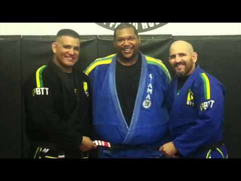 Karim Byron - JiuJitsu - Consciously Living in the Journey - Conversations with Garmamie