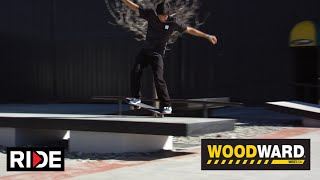 Woodward West Skatepark Check with Chris Chann