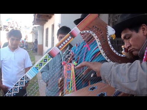 Huracan de Chipao y Jaime Quilca en Chacña 2012