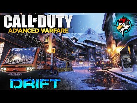 Cod Aw: Christmassy Chaos! - drift Live W  Eliteshot! (havoc Dlc Multiplayer Gameplay) video
