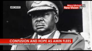 NEW VISION TV: Confusion and hope as Amin flees