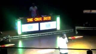 seyi law @ chocboiz concert