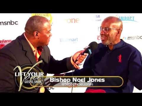 Bishop Noel Jones talks about Preachers of LA! Lift Your Voice