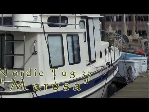 SOLD!!! Nordic Tug 37