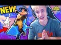 NINJA REACTS TO *NEW* ROCKET RODEO DANCE IN FORTNITE!! Fortnite SAVAGE & FUNNY Moments