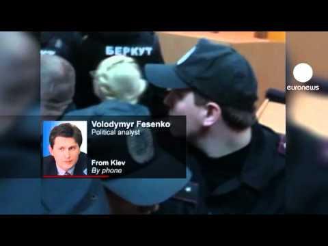Western reaction may be key to Tymoshenko's release