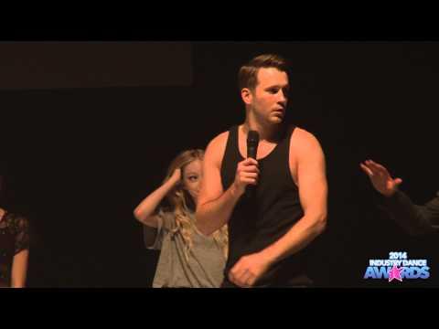 Sophia Lucia versus Contemporary Eric at the Industry Dance...