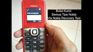 Cara Mengatasi Lupa kode pengaman Nokia 105/Nokia 107/Nokia 108 & Semua Tipe Nokia