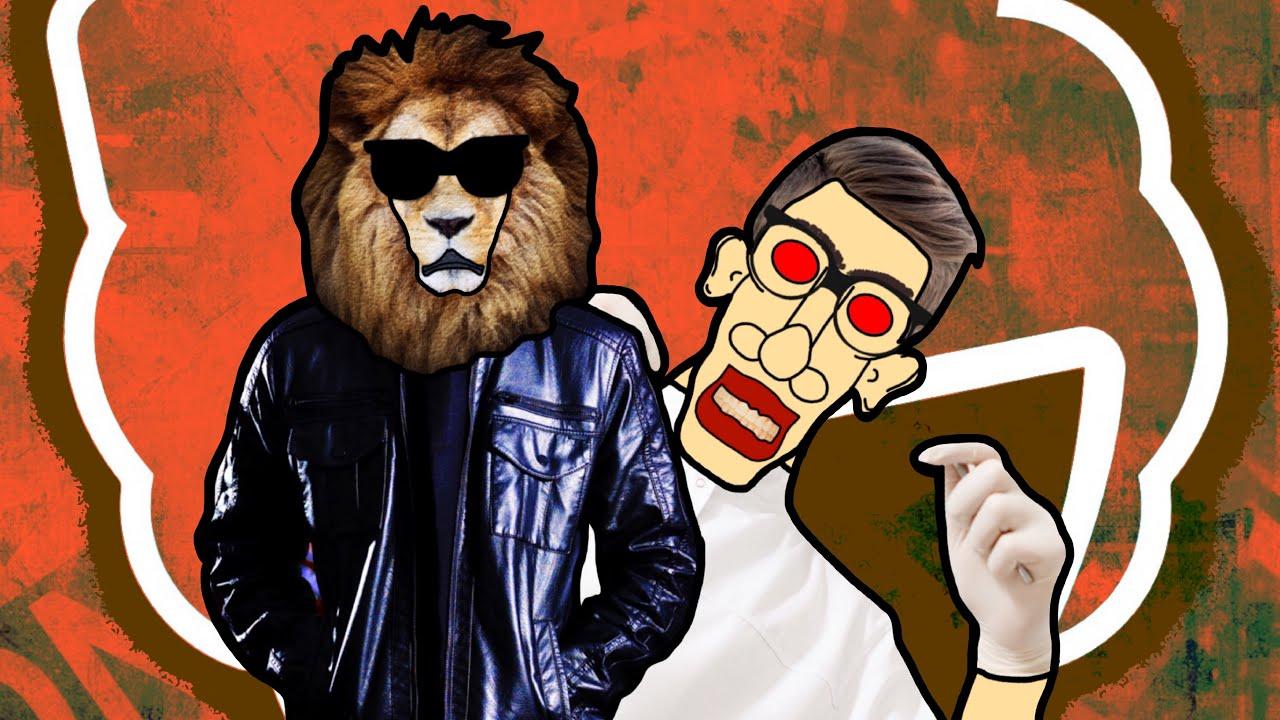 [Lion Hunts The Evil Dentist] Video