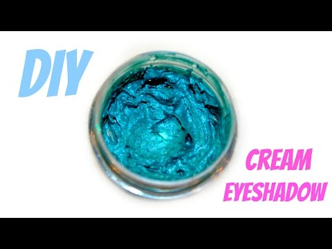 DIY Cream Eyeshadow!