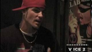 Eminem Video - Vanilla Ice talks about Eminem