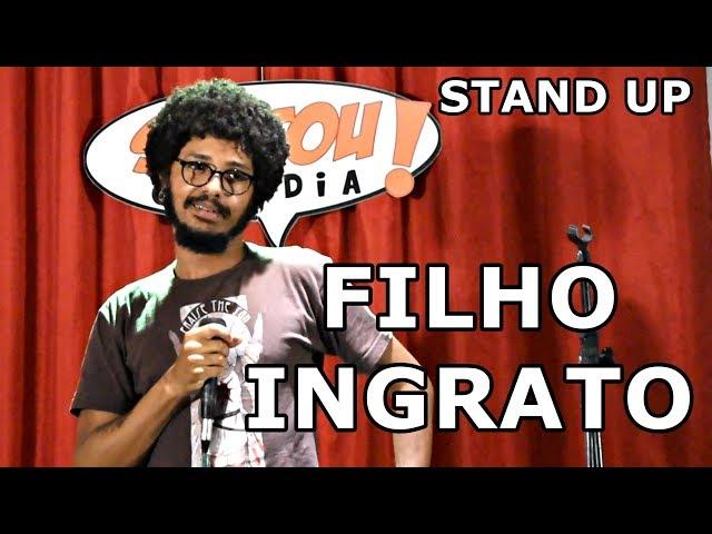 Play this video MAINHA 04 SOU UM FILHO INGRATO - Stand Up Comedy - Joцёo Pimenta