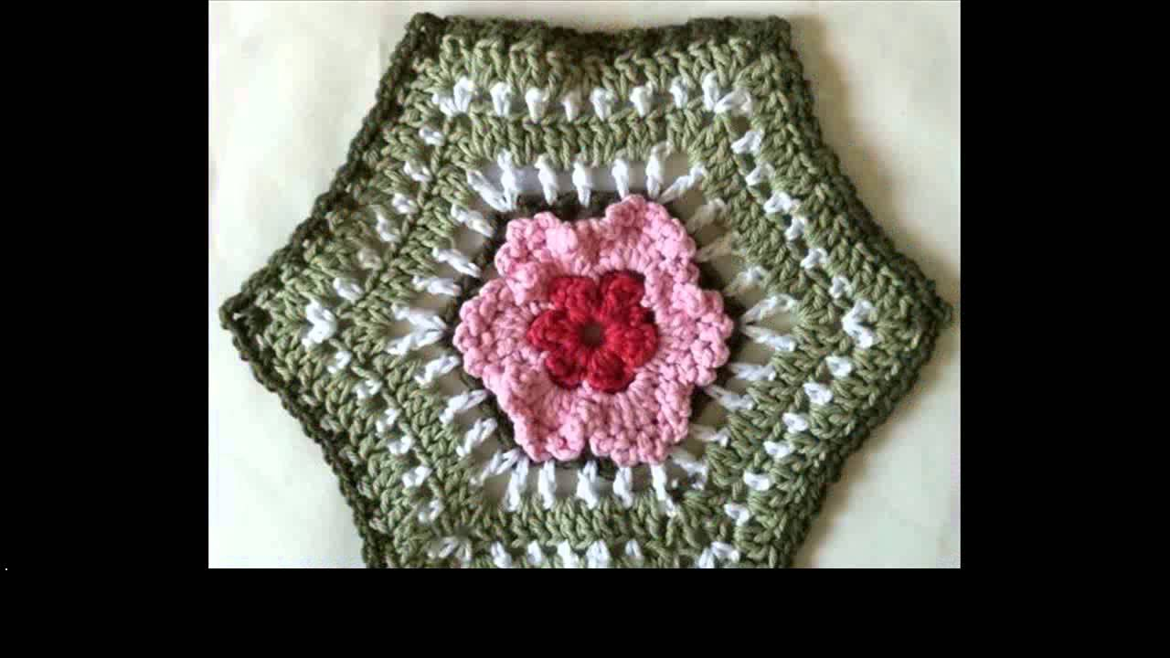 Easy Crochet Stitches Youtube : easy crochet dishcloth free patterns - YouTube
