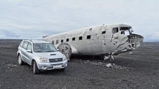 DC-3 Crash Site (Iceland)