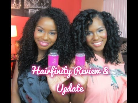 Hairfinity Review & Update