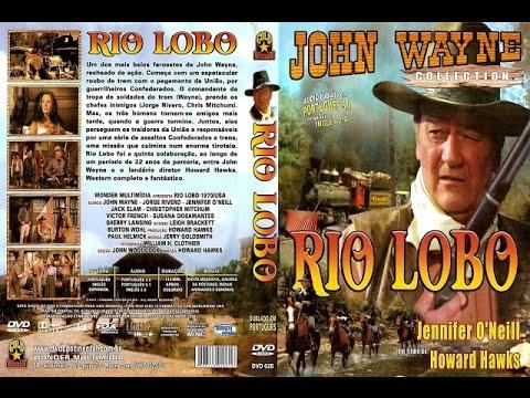Rio Lobo. Filme Completo Dublado