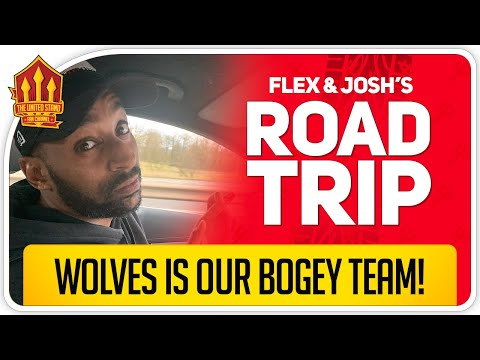 Wolves vs Manchester United FA Cup| ROAD TRIP!
