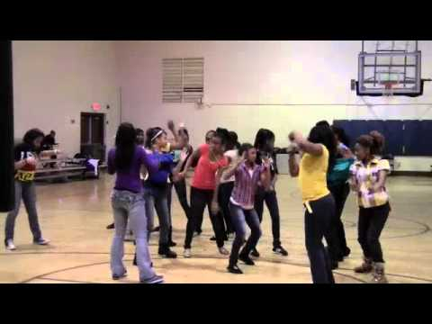 clifton ridge middle school girls bball team championship party 2012