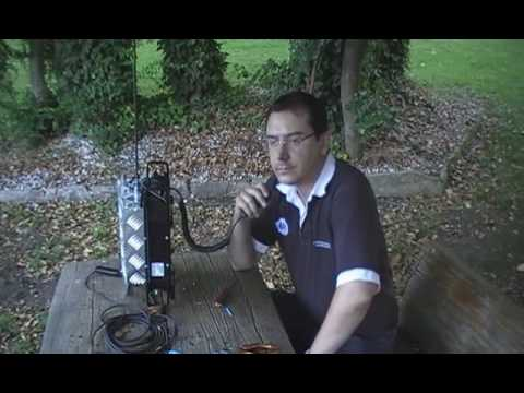 FT-897D + FC-40 manpack: Italy (IZ1RGI) on 12m