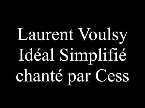 Laurent Voulzy - Idal Simplifi