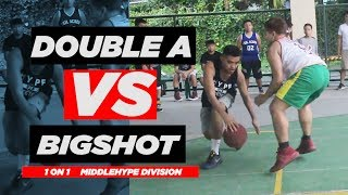 Hype Streetball - Double A vs Bigshot