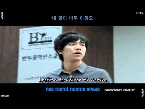 [mv] Fox Rain - Lee Sun Hee (hangeul romanji español) video