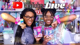 YouTube Live with the Froggys | Wrapples | Q&A | Fan Mail & More