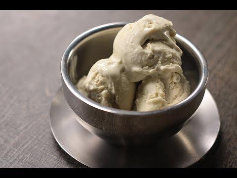 Matcha Coconut Ice Cream | Sanjeev Kapoor Khazana