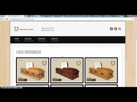 Urnas y Ataudes de Madera Economicos en Mexico - AFIMA -