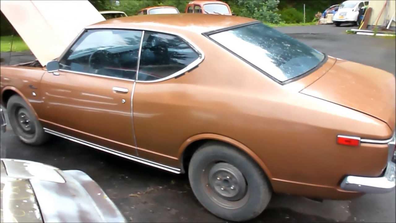 1973 Toyota Corona Youtube
