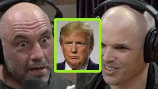 Joe Rogan Asks Matt Taibbi if Donald Trump is on Speed