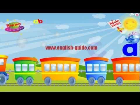 ABC تعليم الاطفال الانجليزية - أغنية الحروف