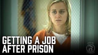 Finding a Job After Prison  - Big Herc's Insight - Prison Talk 10.18