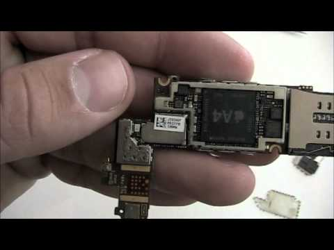 100% Way to Fix a Water Damaged iPhone 4 - Wet iPhone Repair