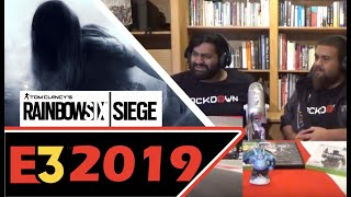 Rainbow Six Siege –Operation Phantom Sight; & Adventure Time  Trailer Reactions- E3 Ubisoft 2019