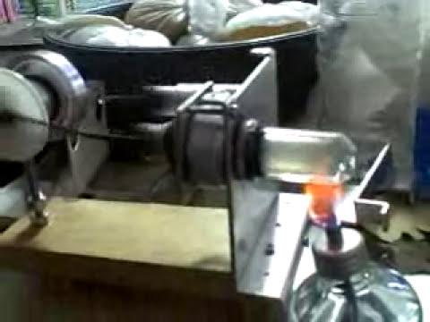 Cómo hacer máquina stirling