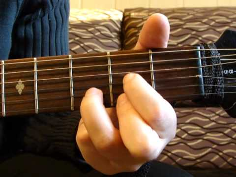 5. A, D, E - Chwyty Gitarowe. Nauka Gry Na Gitarze