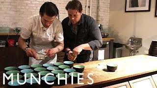Absinthe & Chili Dogs in the Motor City: Chef's Night Out with Guns & Butter