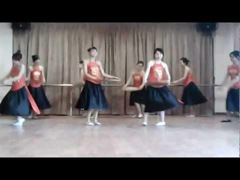 múa Cái Bống - lớp Ak59 GDMN ĐHSPHN
