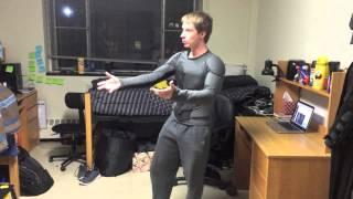 Stress Test for Combat Batsuit Prototype V3