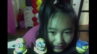 Minion Banana Song Cover | Asian House