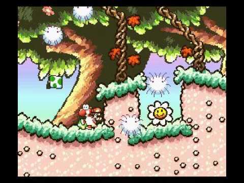 Yoshi's Island: Touch Fuzzy Get Dizzy