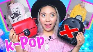 Китайский ТРЕШ! ОДЕЖДА K-POP? Распаковка посылок |NikyMacAleen