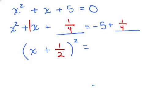 Completing the Square 3 -Ur3mFyTKqQg