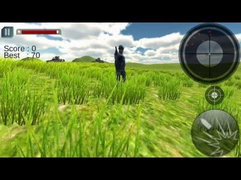montaña francotirador disparo para Android - Descargar Gratis
