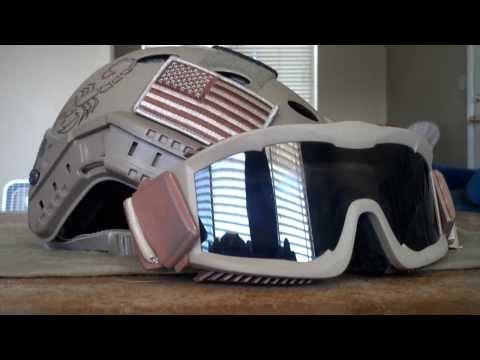 Helmet Setup Emerson Fast Helmet Setup