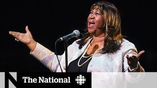 Detroit mourns Aretha Franklin, a hometown hero