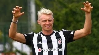 Andreas Beck, Beşiktaş'a Imzayı Attı