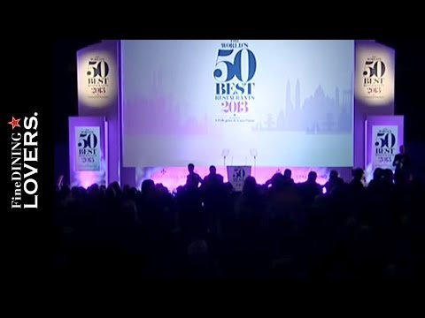 THE WORLD'S 50 BEST RESTAURANTS 2013 | Fine Dining Lovers by S.Pellegrino & Acqua Panna