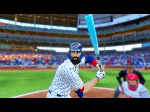 MY BAT IS GLOWING! MLB The Show 19 | Road To The Show Gameplay #175